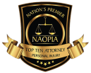 Nation's Premier - Top Ten Attorney 2017